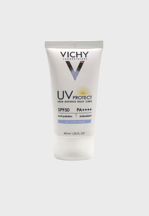 Ideal Soleil Uv Protect Anti-Shine Cream Spf50 40ml