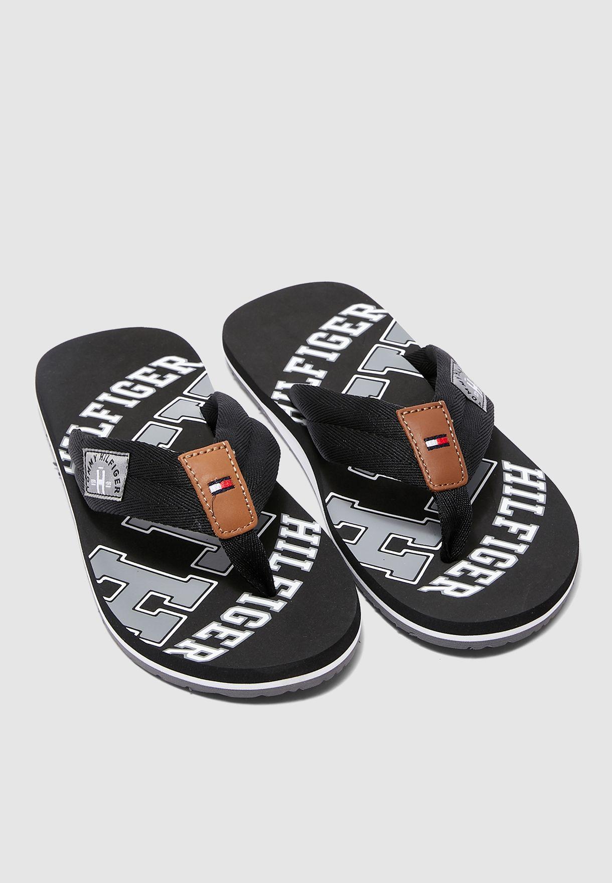 Essential Beach Flip Flops