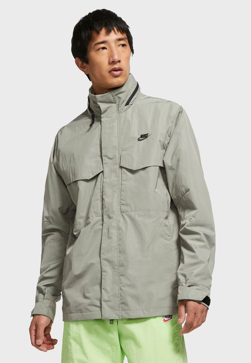 NSW Hooded Jacket