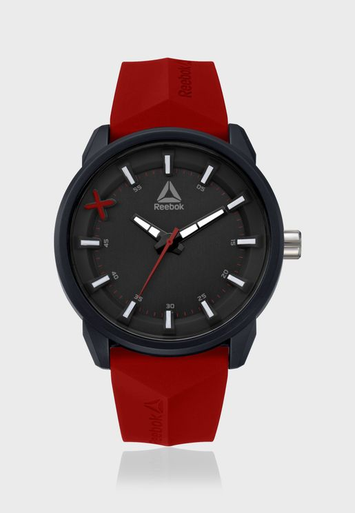Dod Silicone Strap Watch