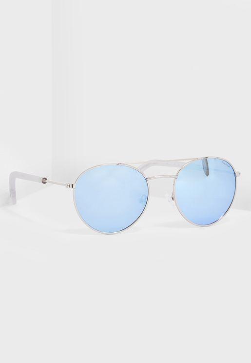 نظارة شمسية افياتور بحماية كاملة من اشعة الشمس