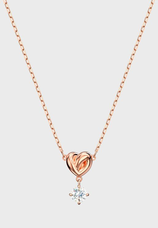 Lifelong Heart Pendant Necklace