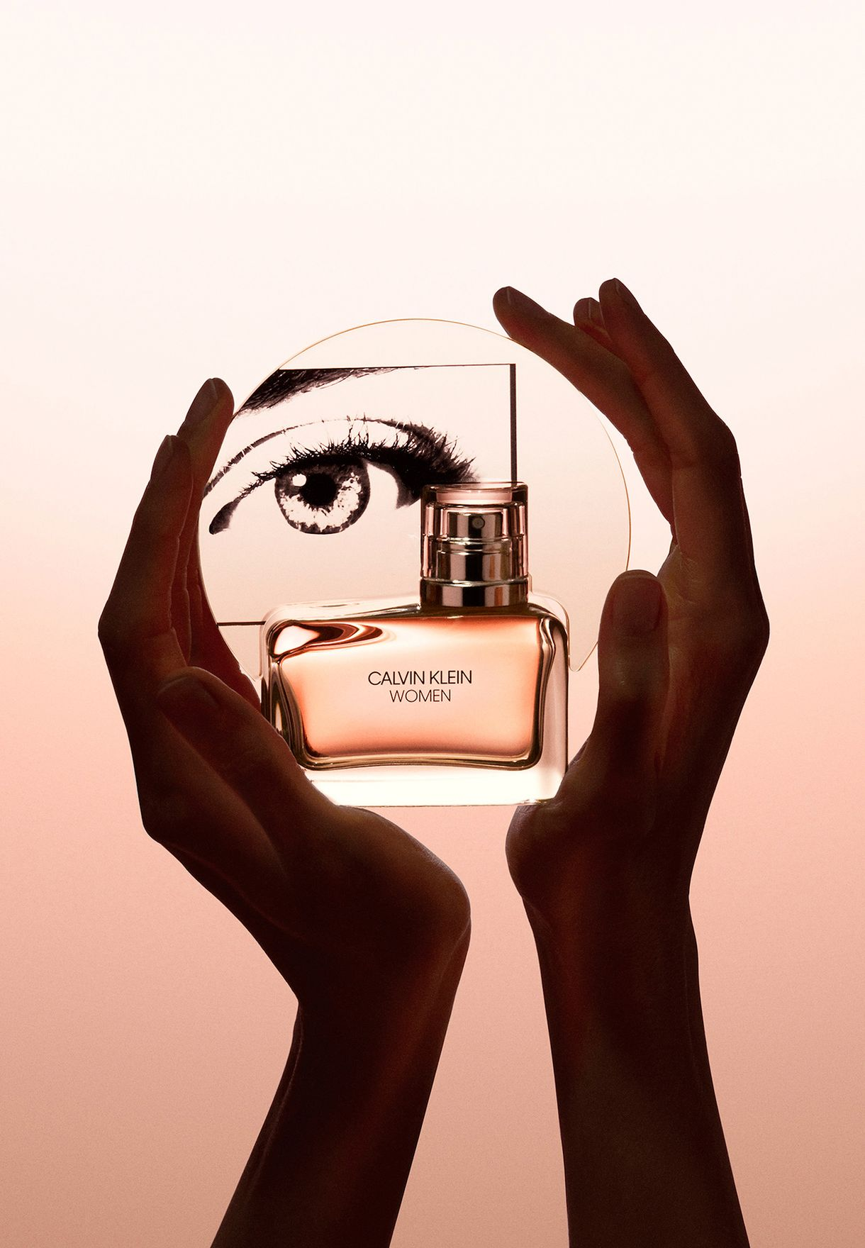 Calvin Klein WOMEN Eau de Parfum Intense 100 ml