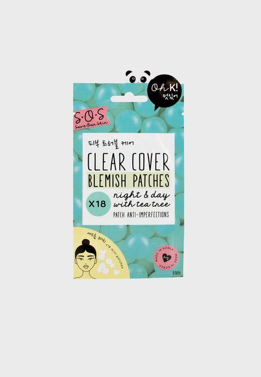 SOS Clarifying Blemish Patches