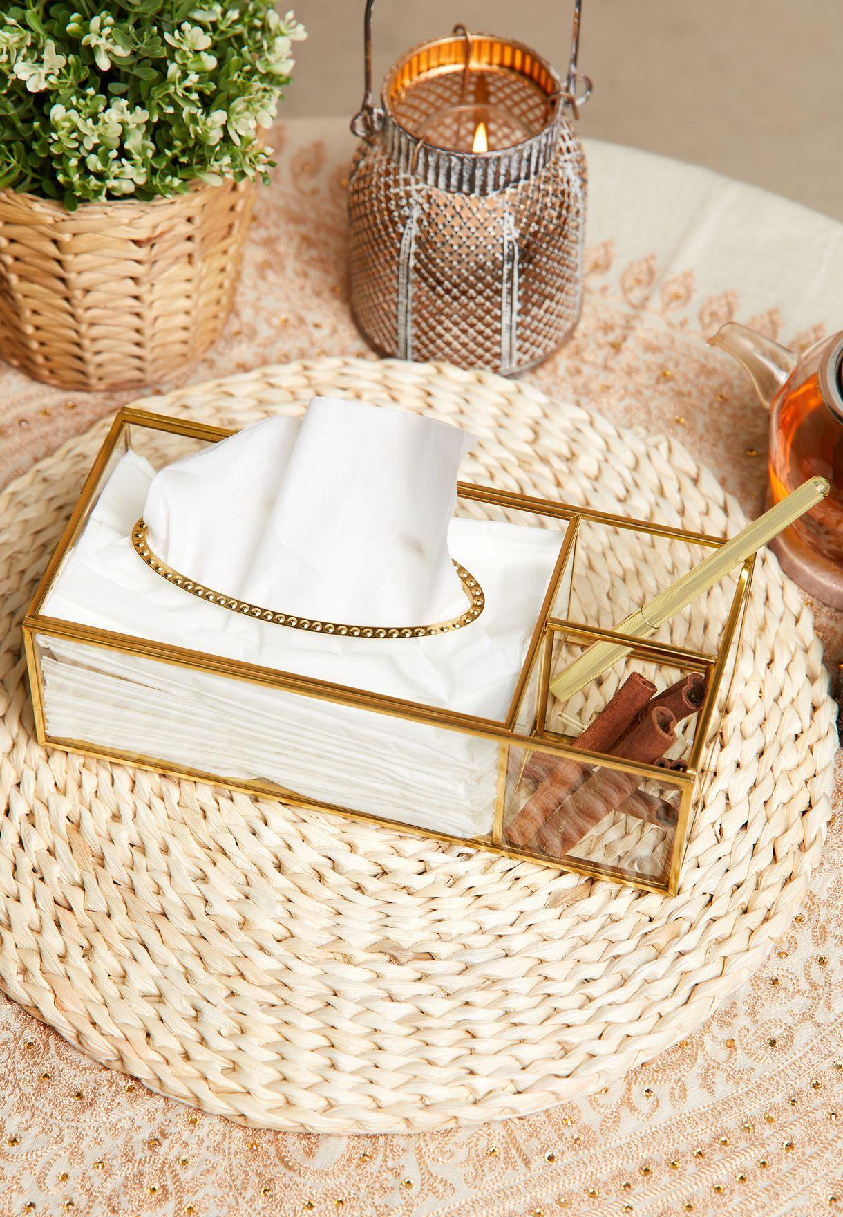 Tissue and Storage Box