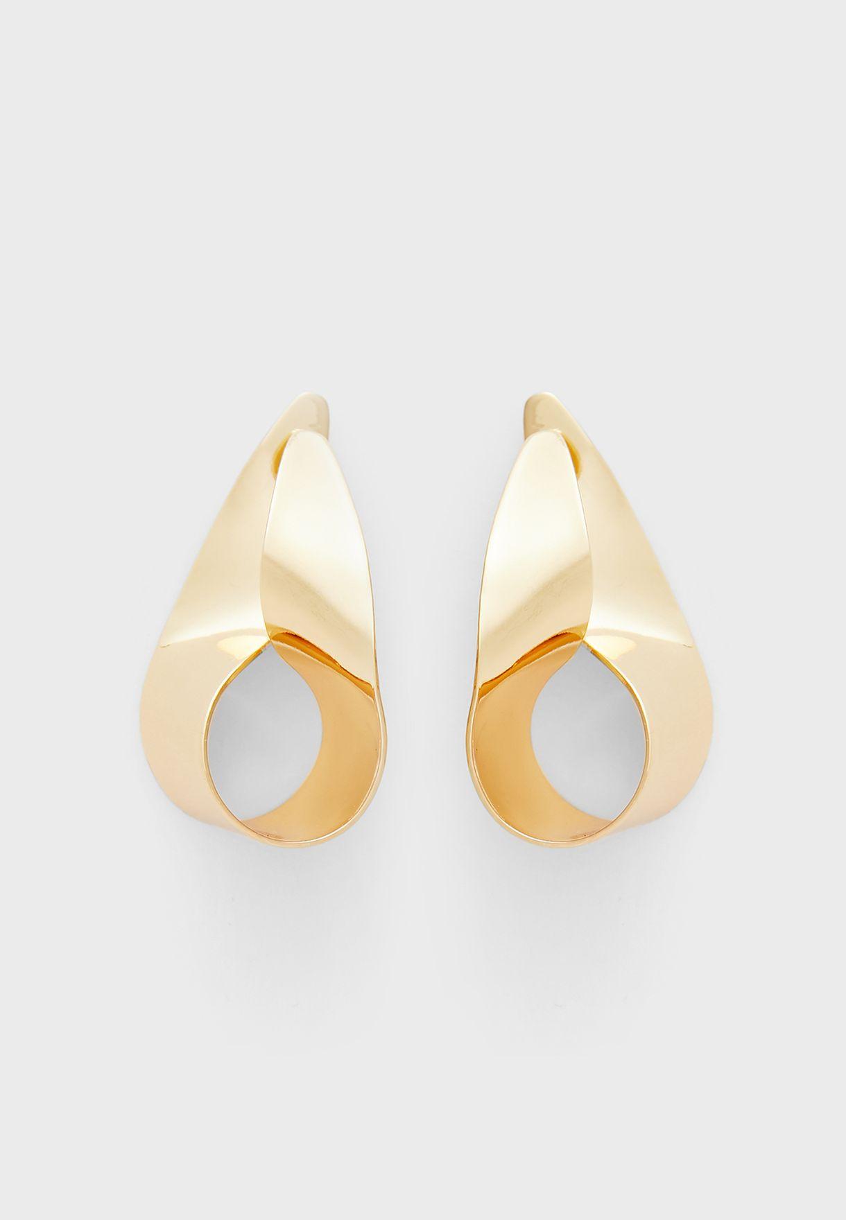 Efi Hoop Earrings