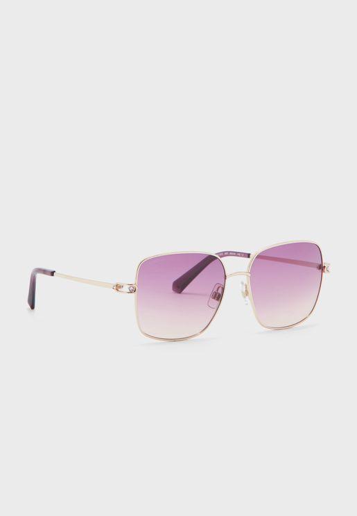 SK0313 28T Oversized Sunglasses