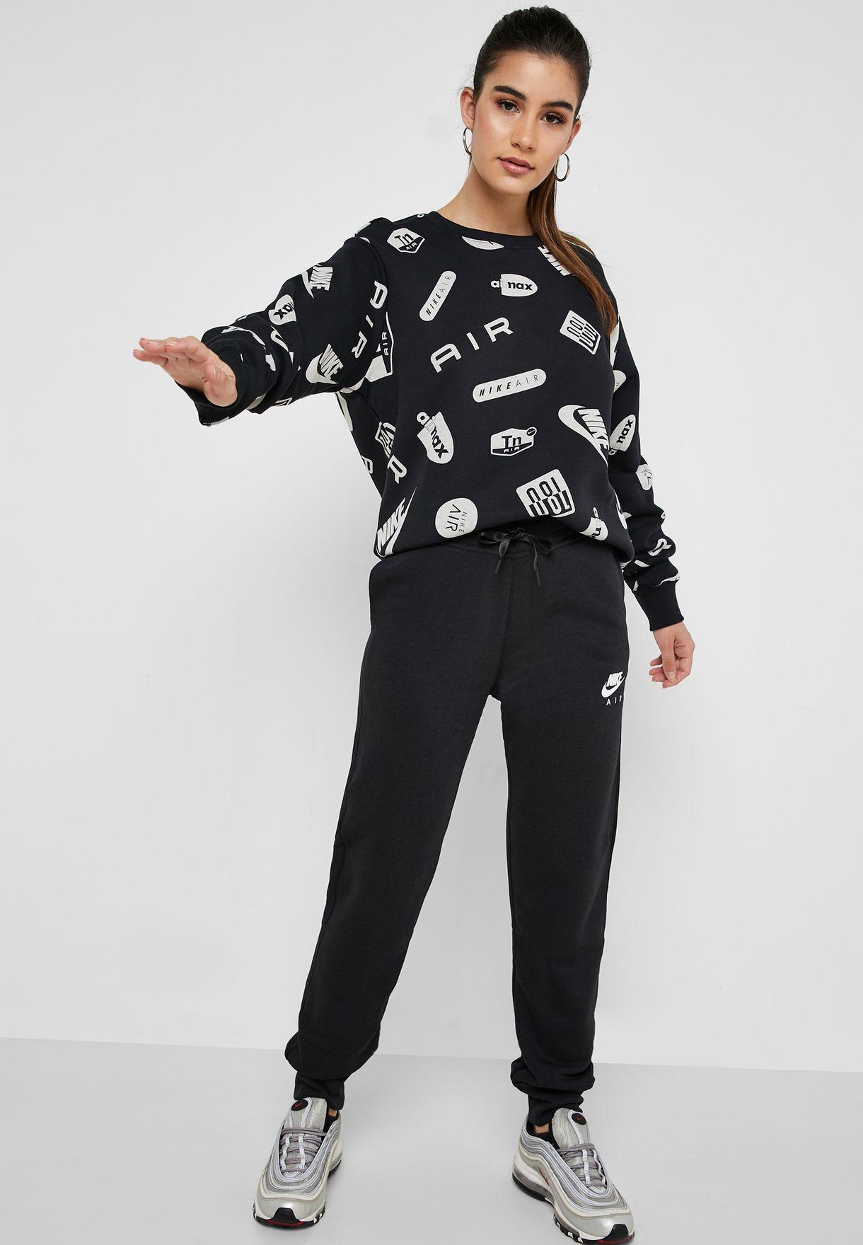 NSW Graphic Air Max Sweatshirt