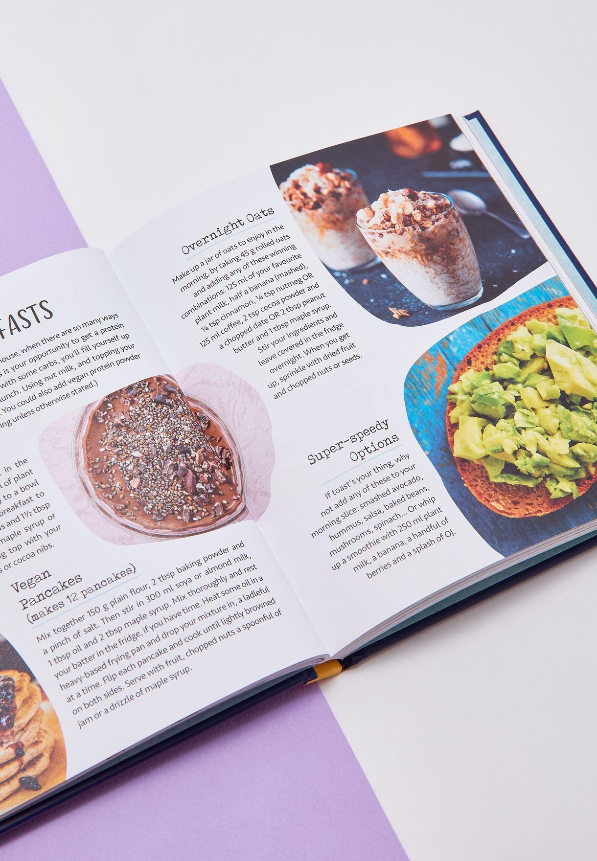 كتاب حياة النباتيين (Vegan Life)