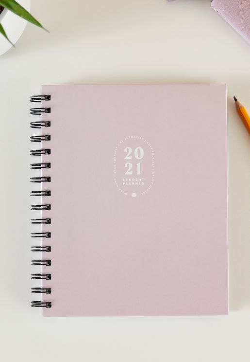 A5 Mid Year 2020 / 21 Planner