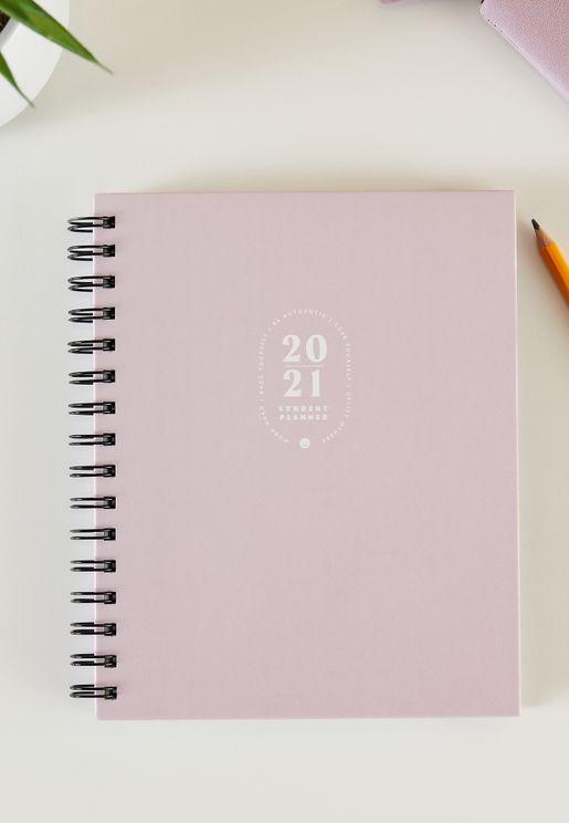 دفتر تخطيط A5