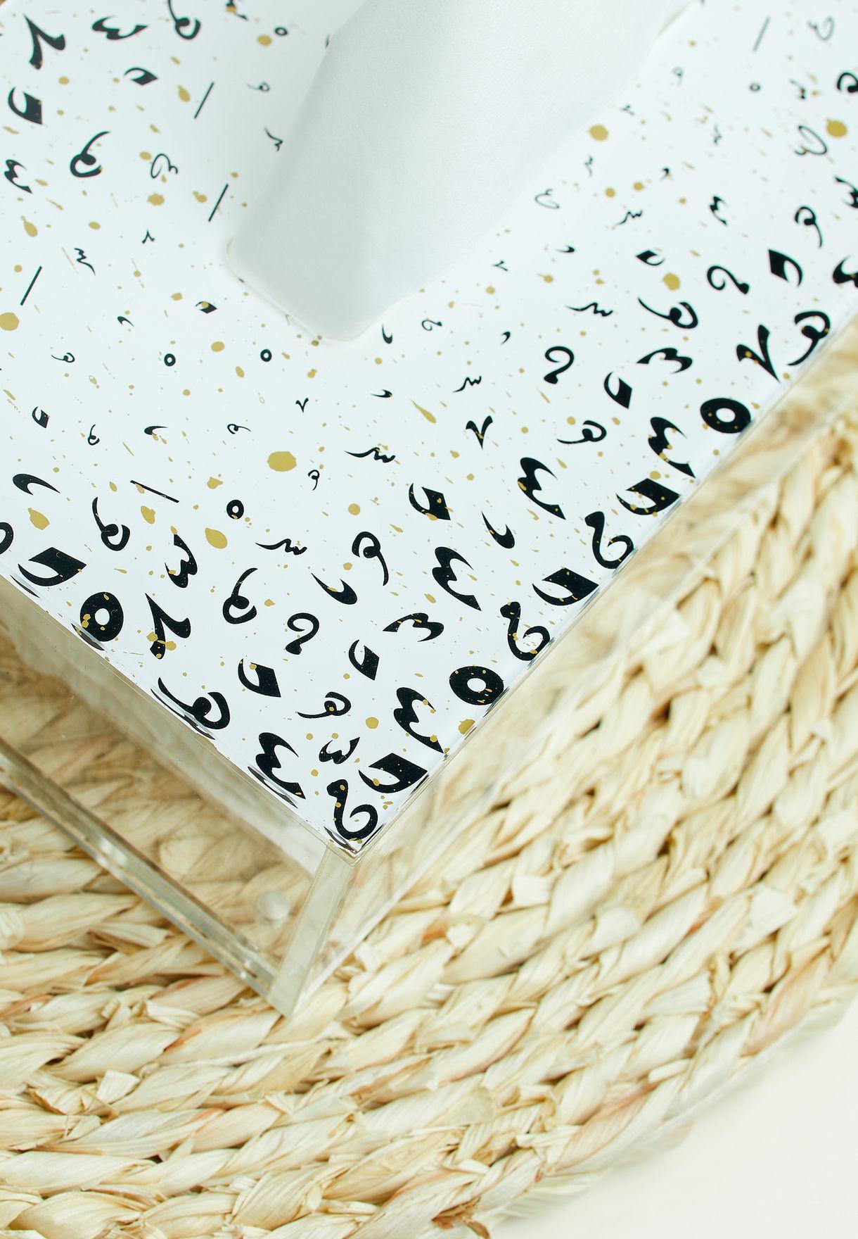 Accents Tissue Box