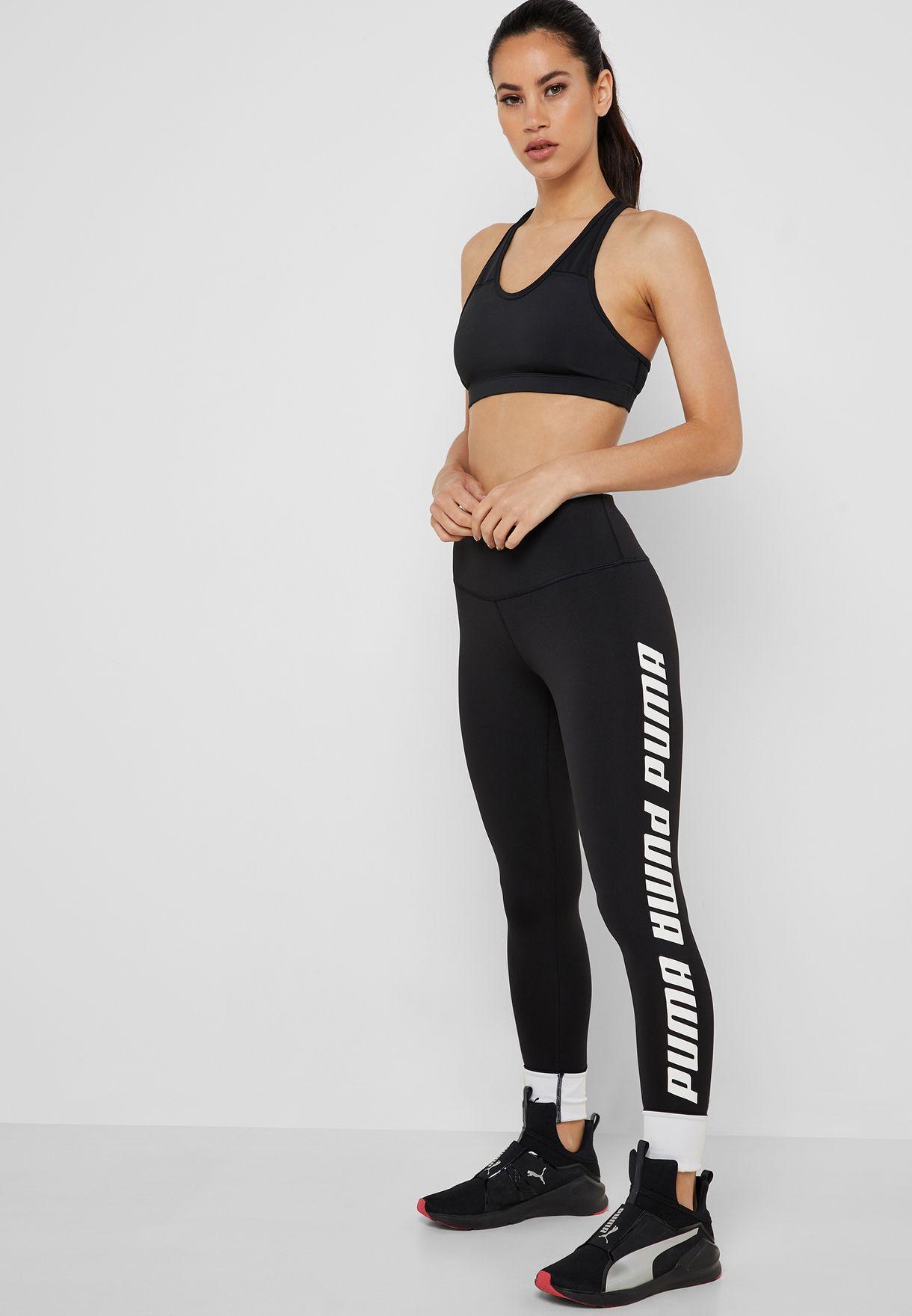 9ba2cc1d31708 Shop PUMA black Modern Sports Leggings 85424301 for Women in UAE -  20000AT20KGP