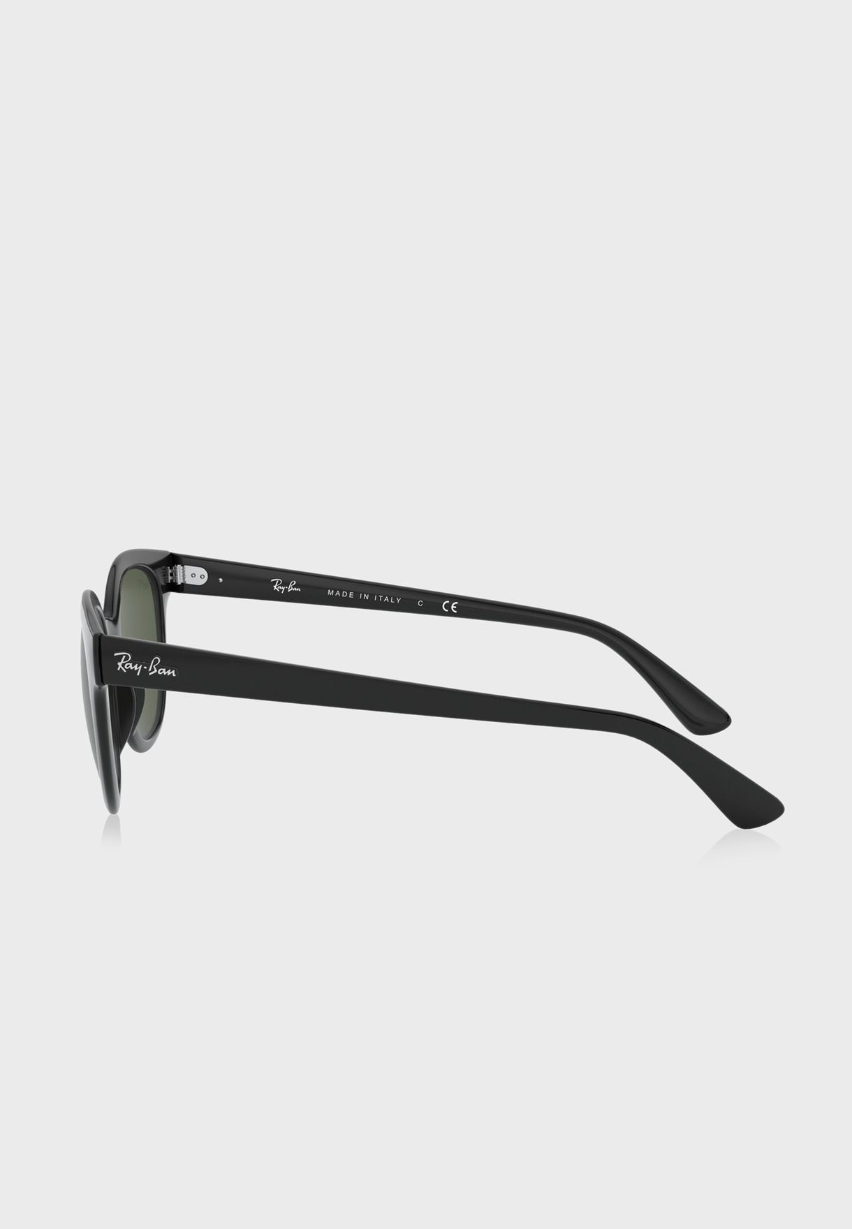 0RB4324 Round Sunglasses