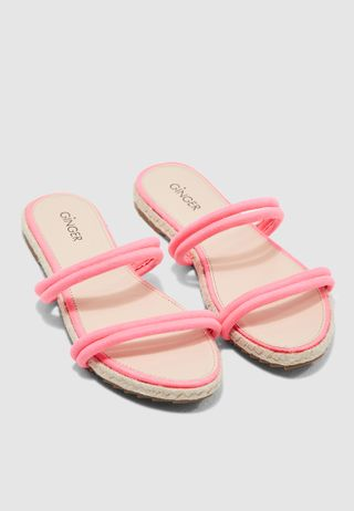 cbb0a2fedb9f Shop adidas pink Adissage Slides CG3535 for Women in Bahrain ...