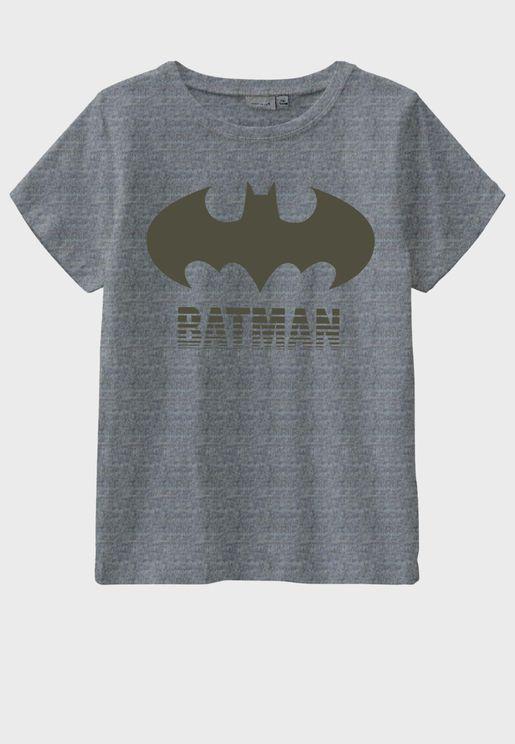 Kids Batman T-Shirt
