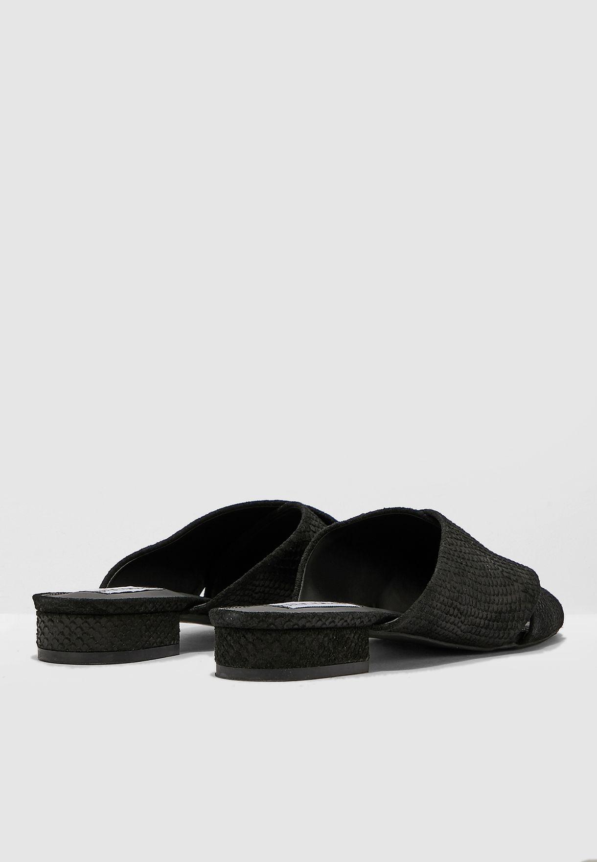 Jaxon Sandal - Black