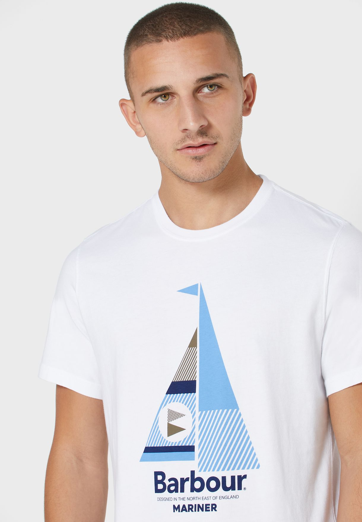 Sail Crew Neck T-Shirt