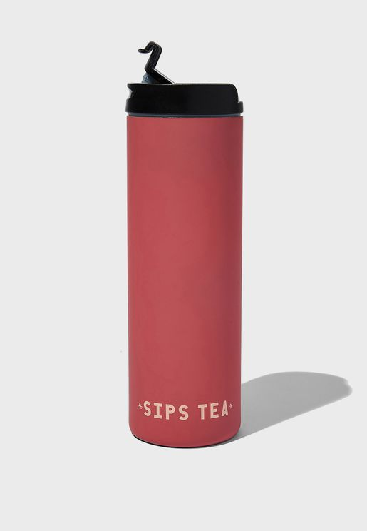 Sips Travelling Tea Drinker