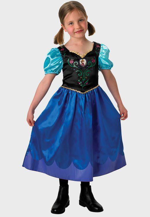 Youth Disney Frozen Anna Classic Dress
