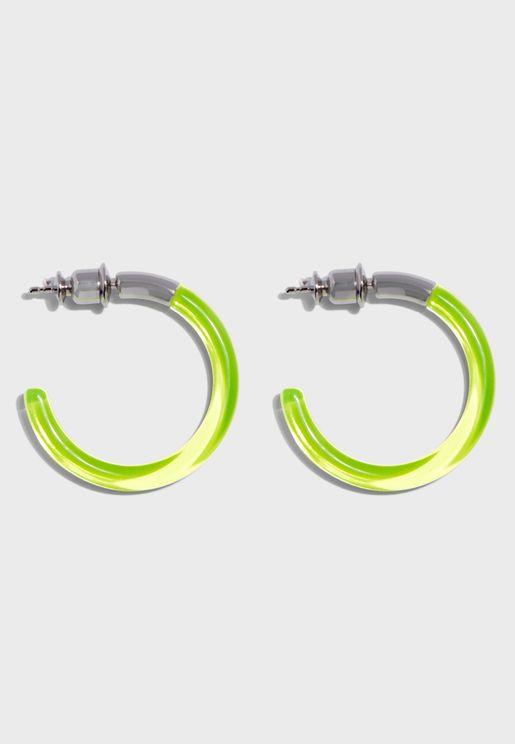 SKJ1320040 Hoop Earrings
