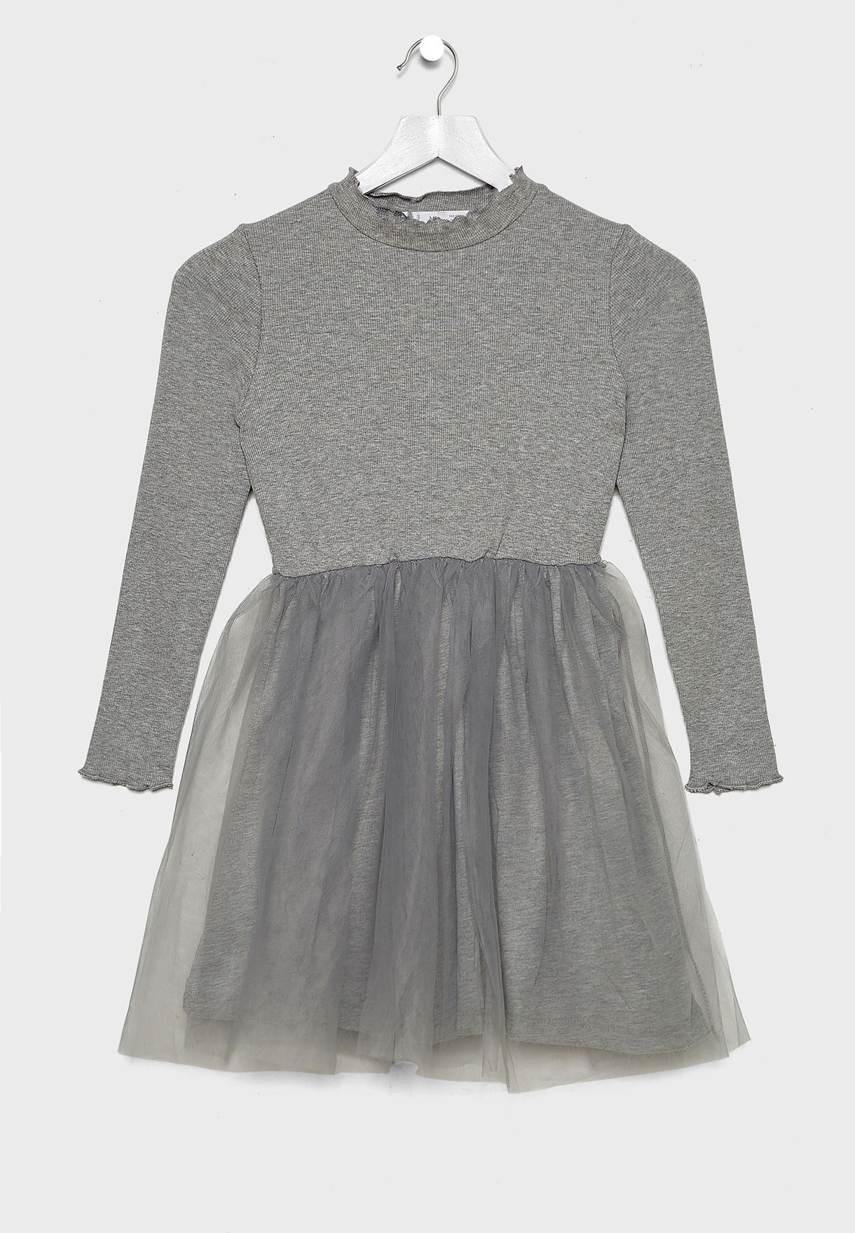 فستان شفاف للاطفال