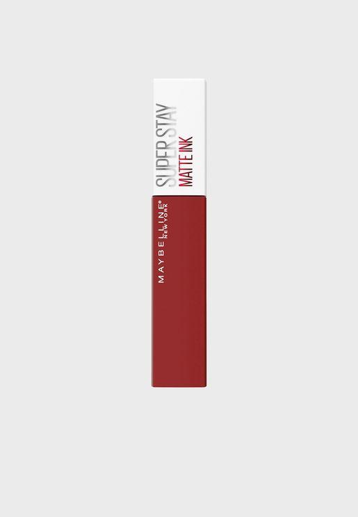 احمر شفاه سوبرستاي سائل مطفي سبايسد 335 هاسلر
