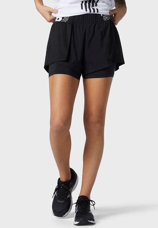 Relentless 2In1 Shorts