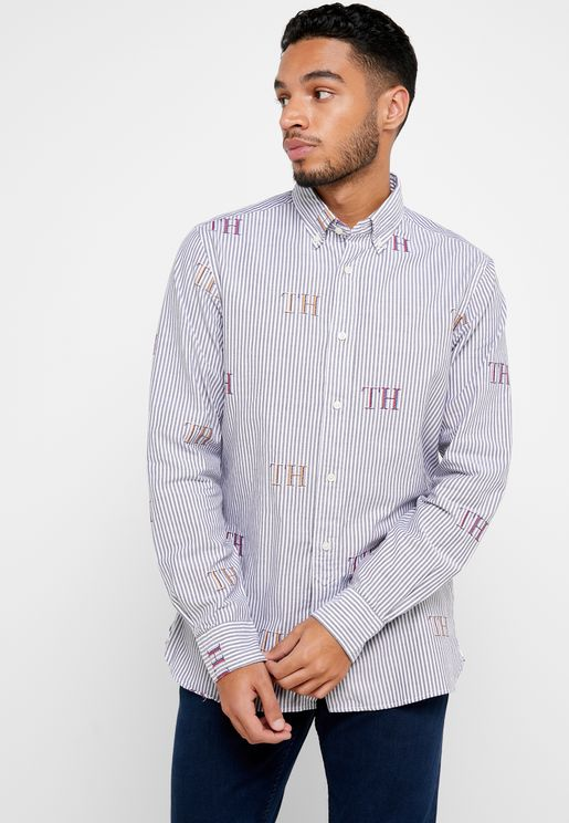 قمييص قطن خالص