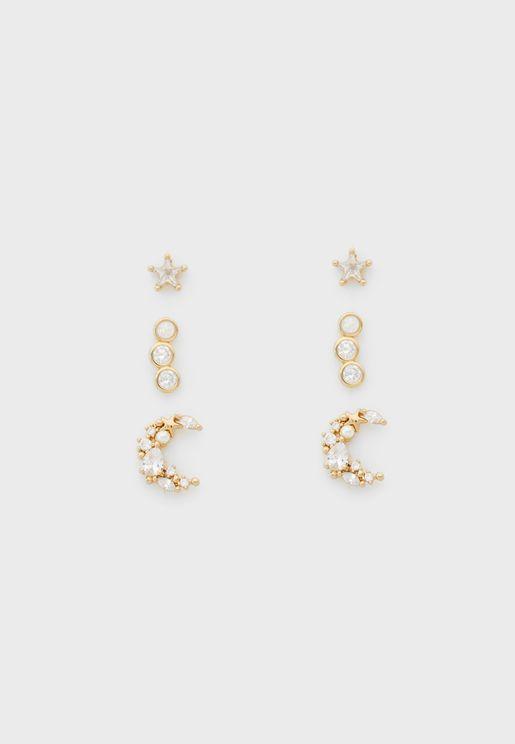 Asigowiel Earrings Set