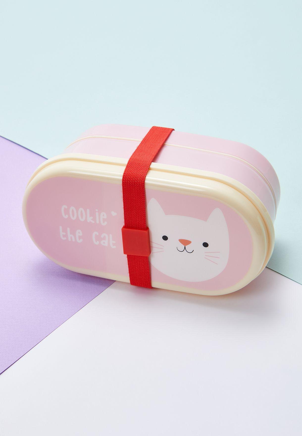 Cookie The Cat Bento Box