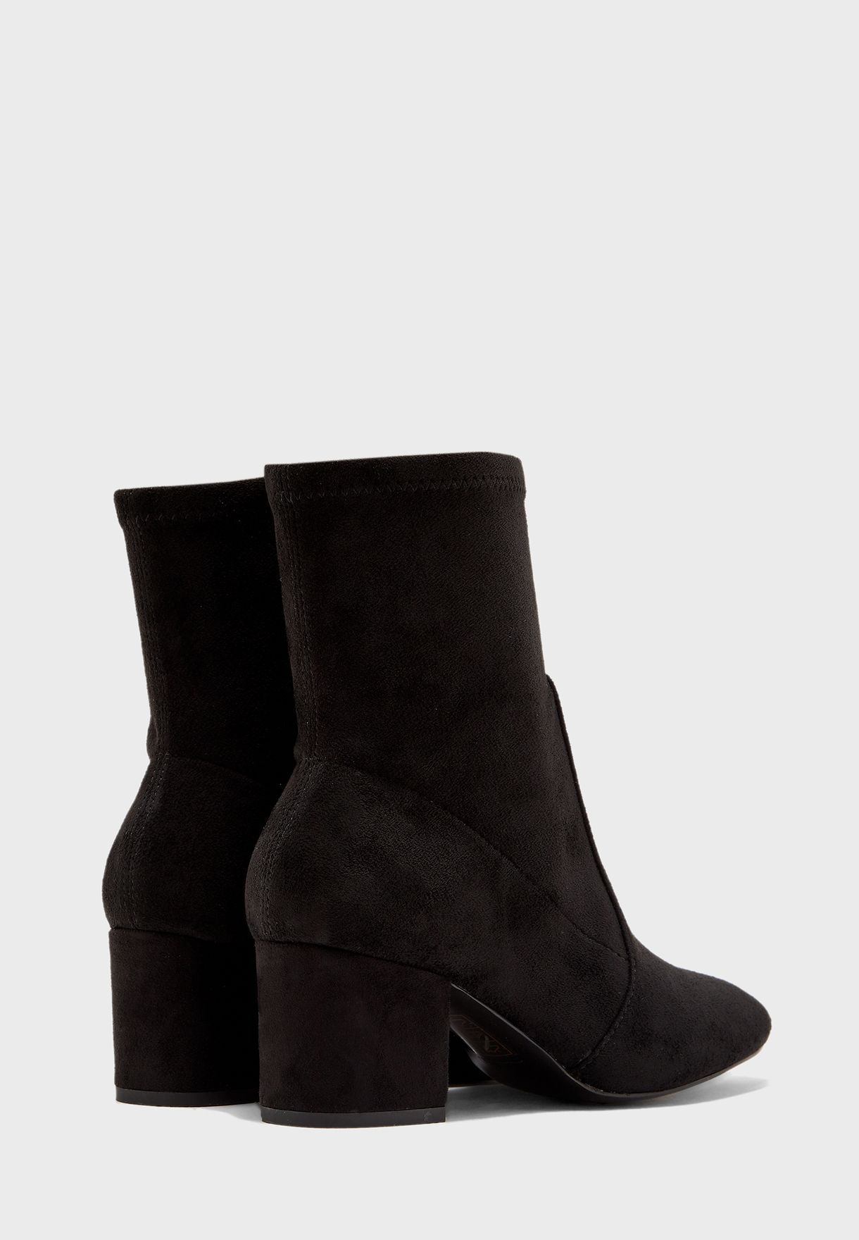 Trevia Low Shaft Ankle Boot