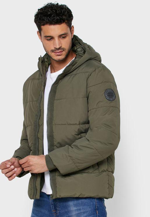 Aspen Padded Jacket