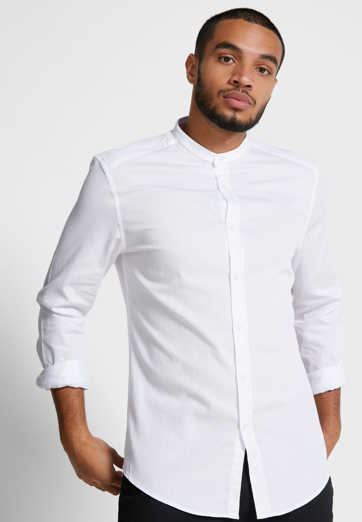 Caffrey Slim Fit Shirt