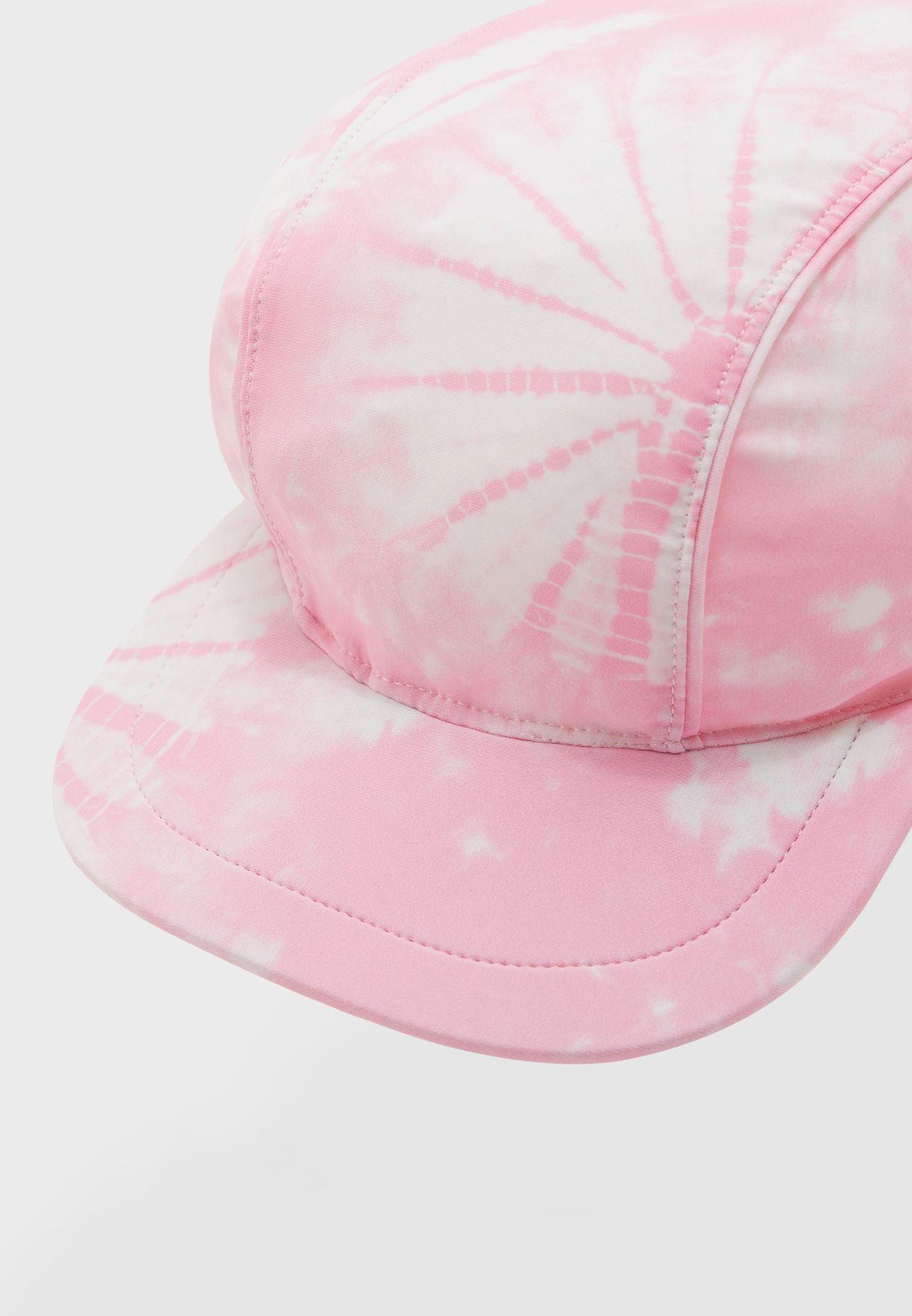 Tie-Dye Swim Hat