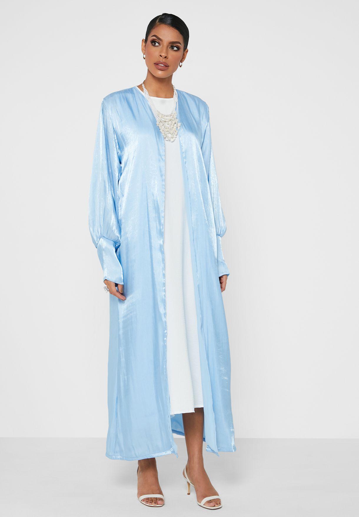 Pleated Abaya