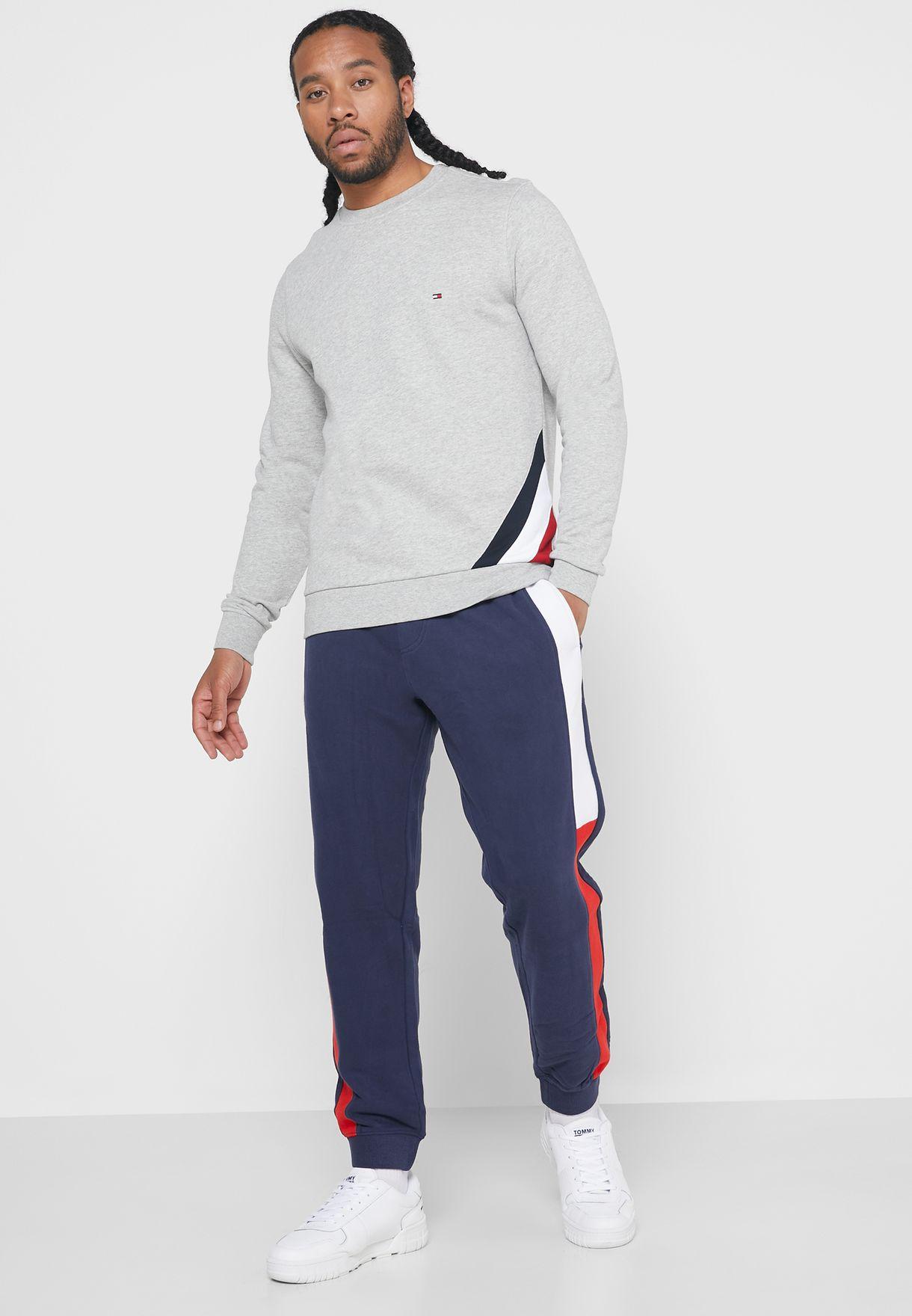 Diagonal Sweatshirt