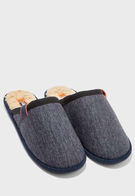 Classic Mule Bedroom Slippers