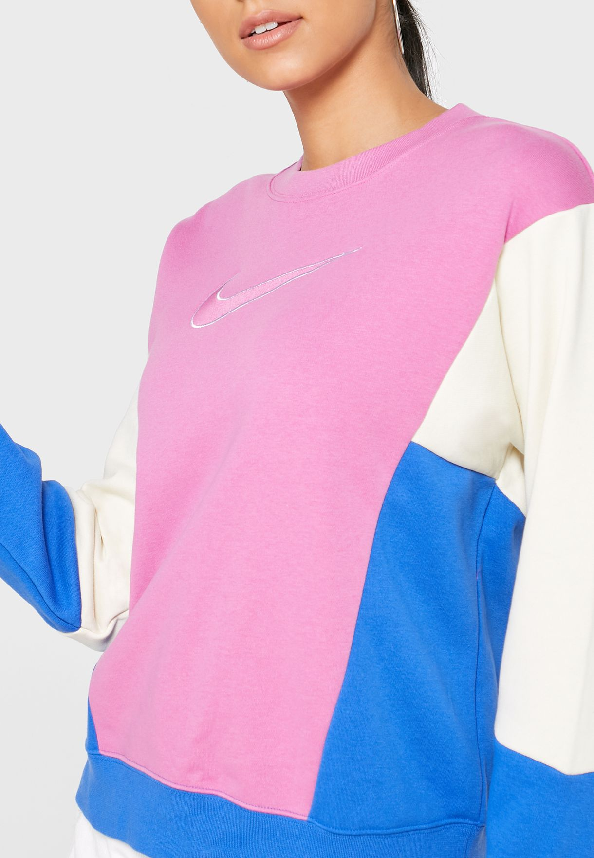 NSW Colour Block Sweatshirt