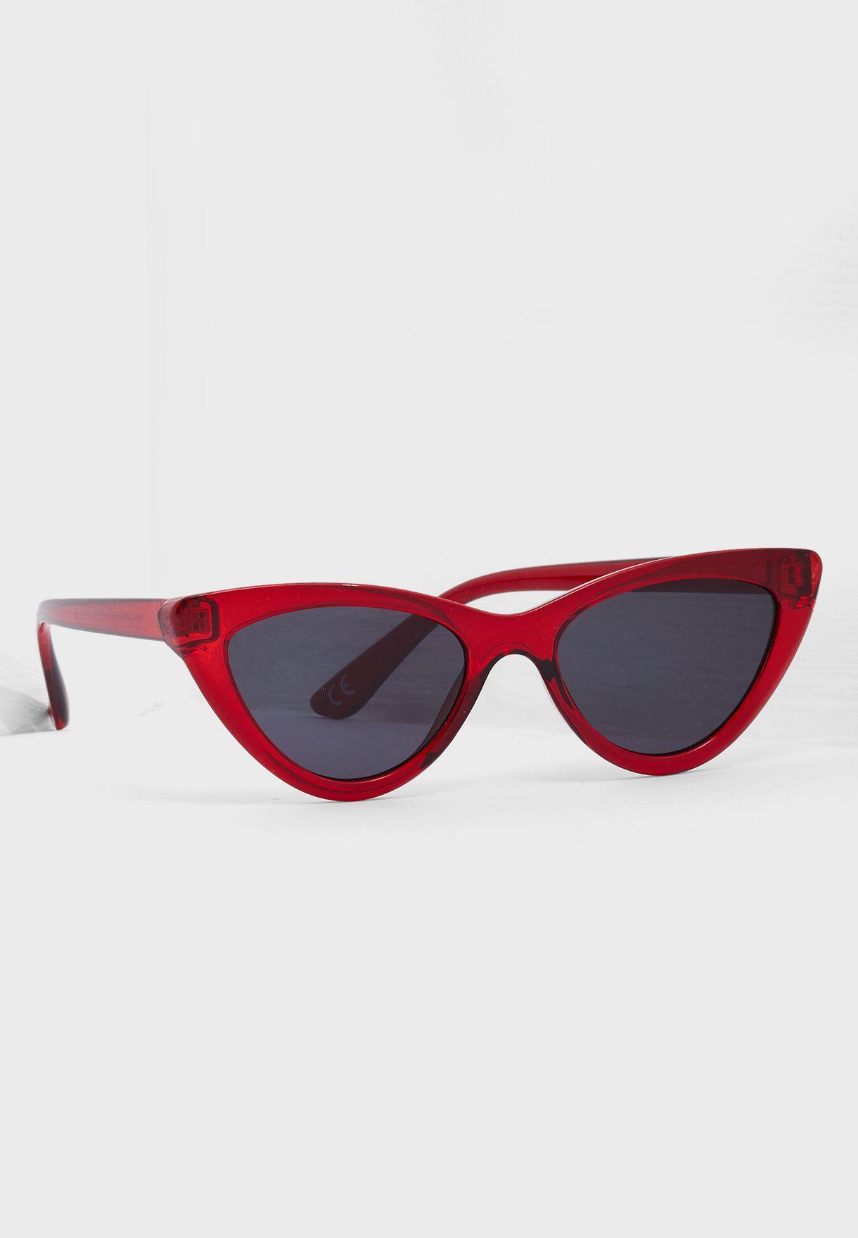 Belle Cat Eye Sunglasses