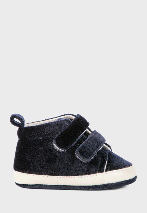 حذاء شمواه بشريطان فيلكرو