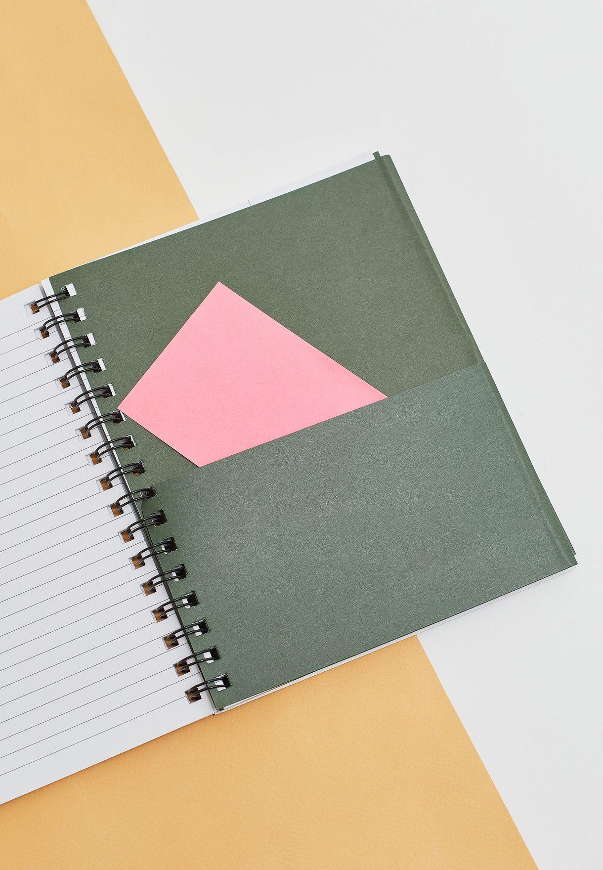 دفتر ملاحظات بطبعات