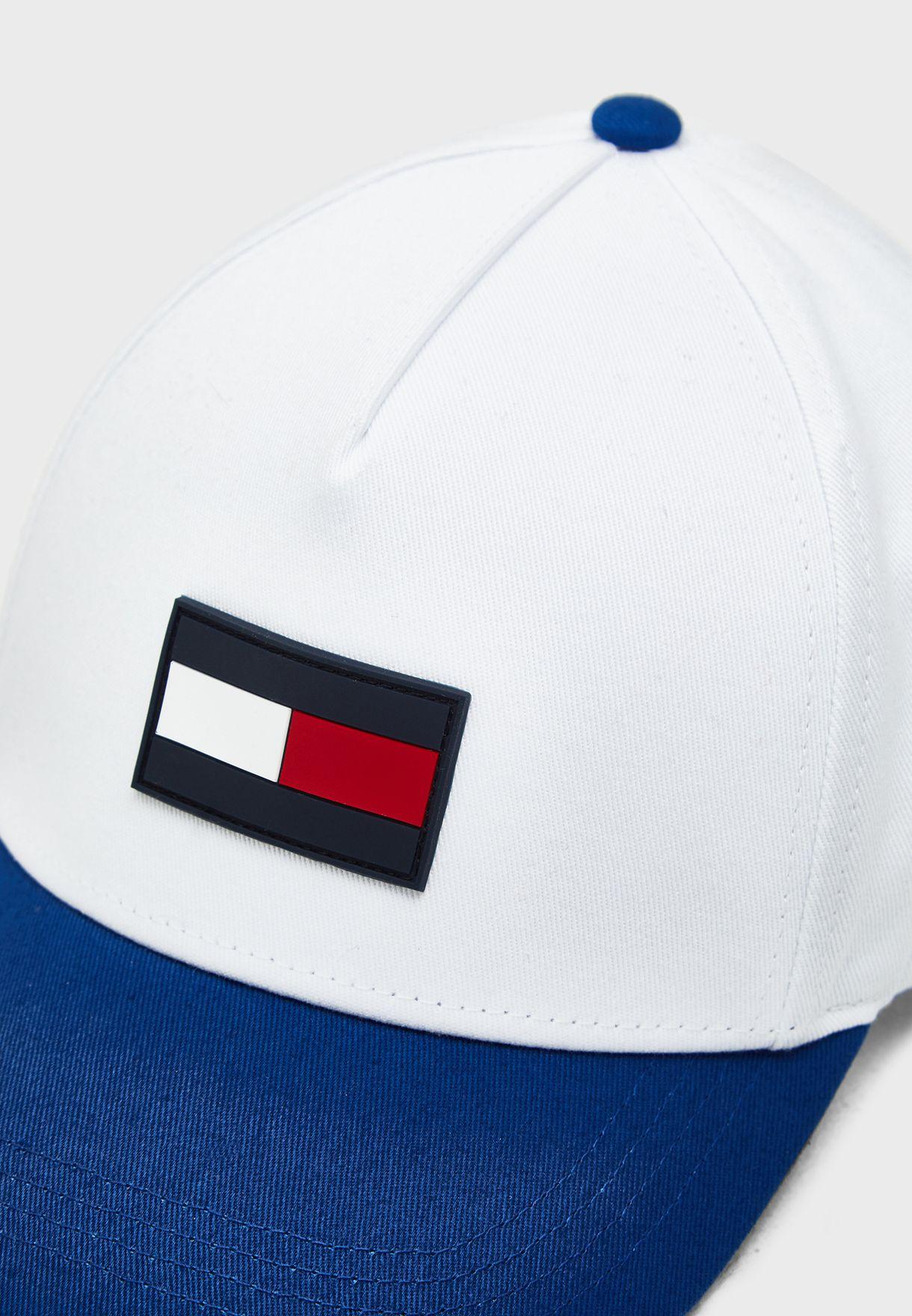 Kids Colourblock Cap