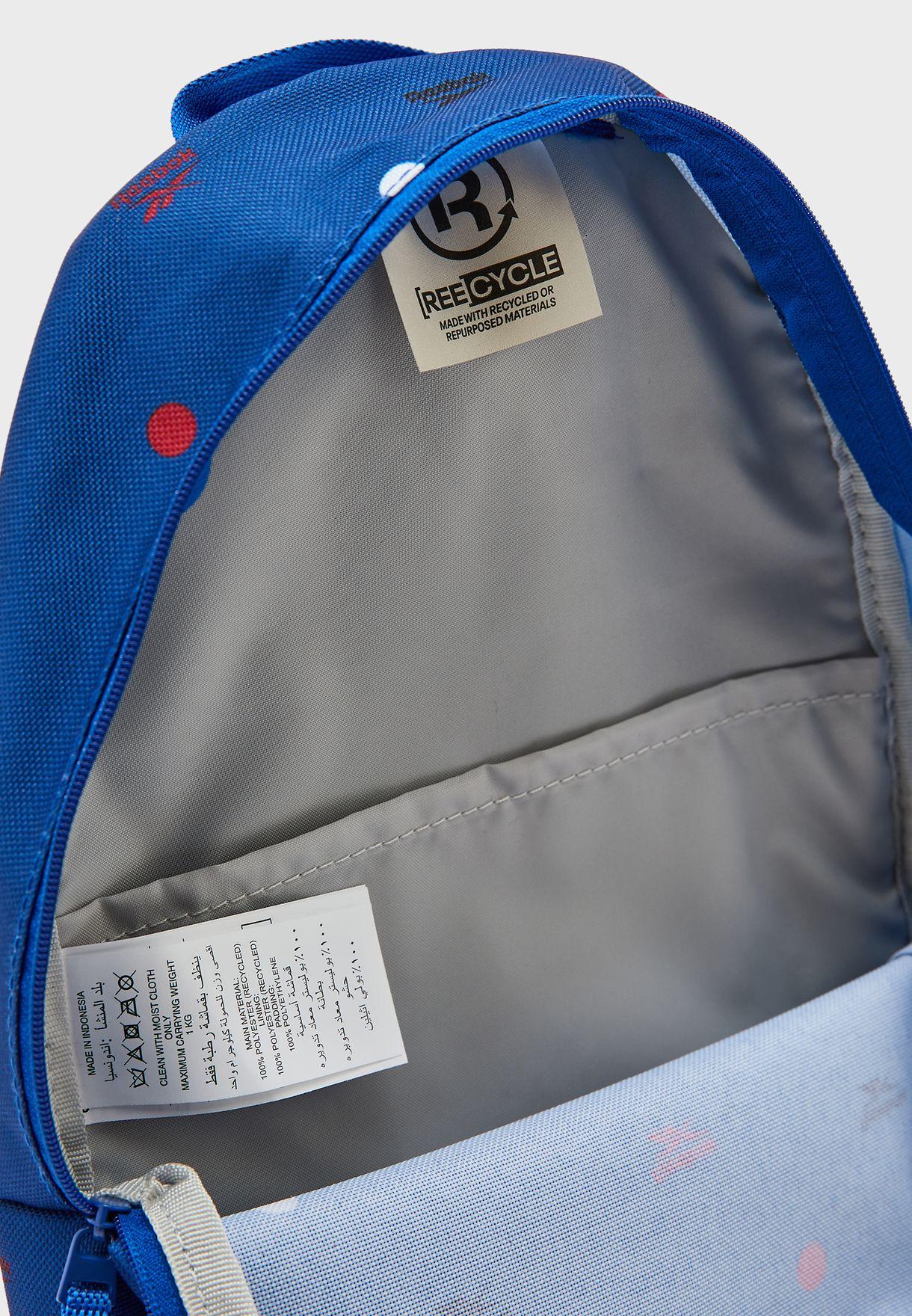 Logo Backpack