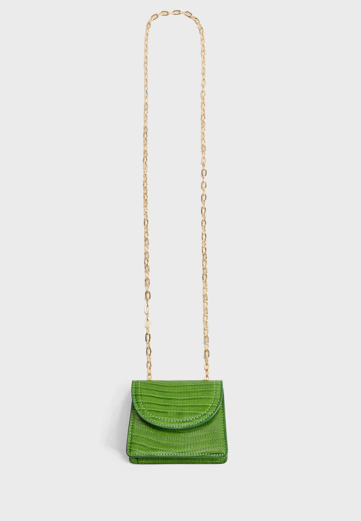 Benji Chain Mini Crossbody