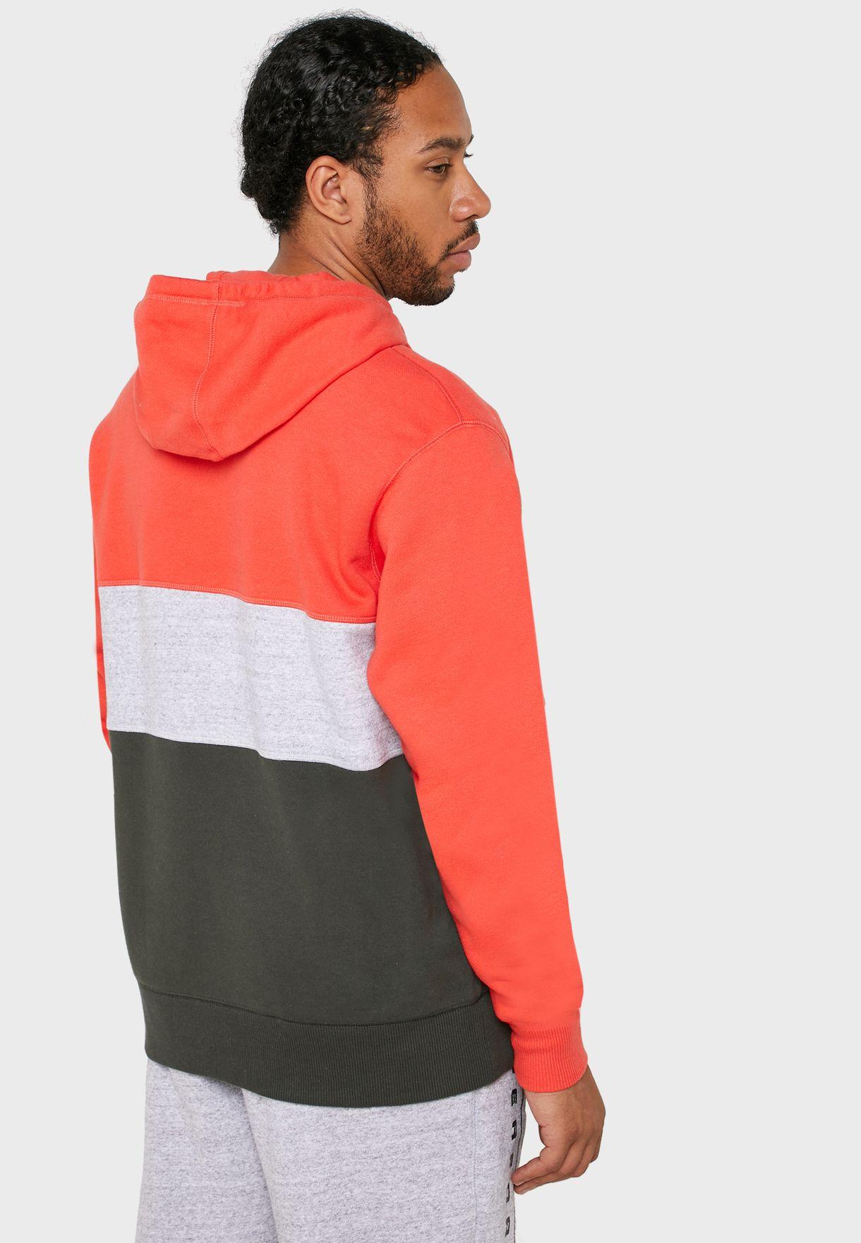 Originators Fleece Logo Hoodie