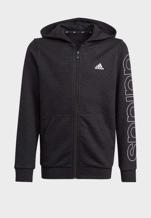 Youth Linear Hoodie