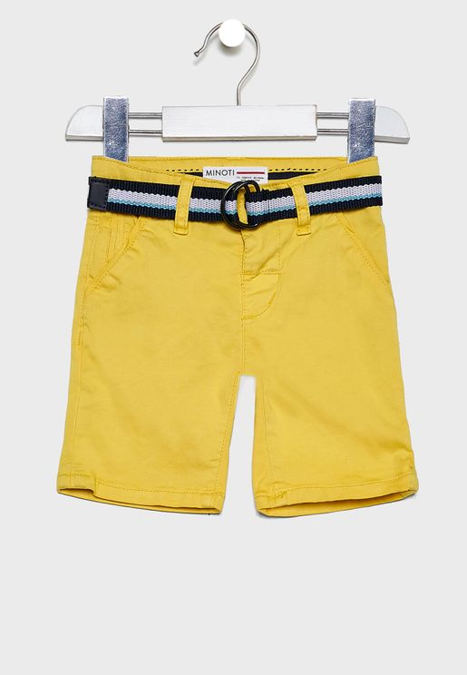 Infant Classic Chino With Belt