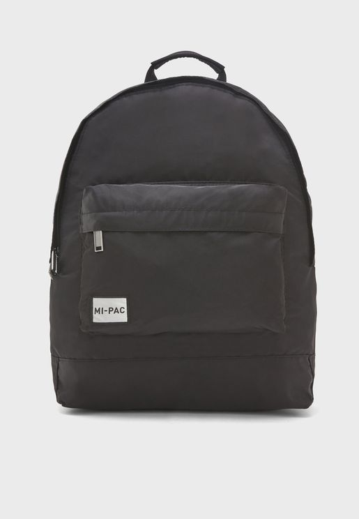 Classic Solid Backpack