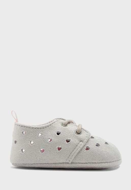 Infant Sparkly Booties